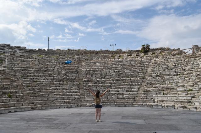 Théâtre de Segesta