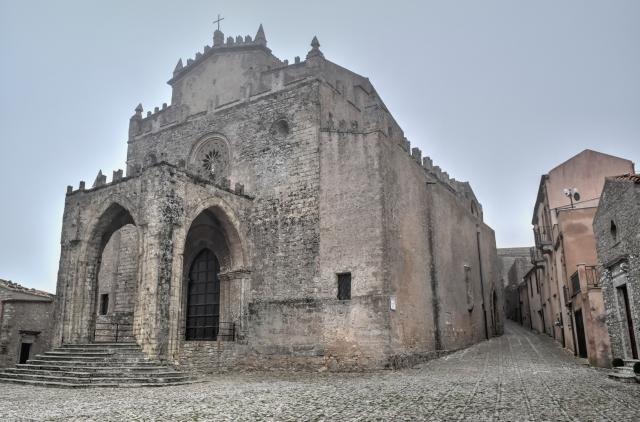 Erice - Chiesa Madre