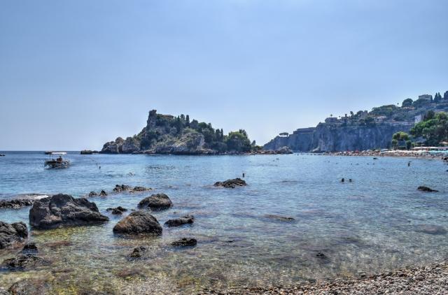 Isloa Bella - Taormina