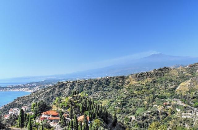 Arrividerci Taormina!